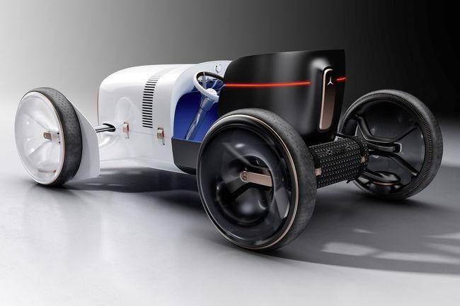 Design : concept Vision Mercedes Simplex