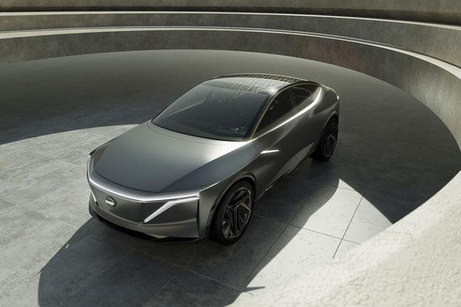 Detroit : Nissan IMs concept