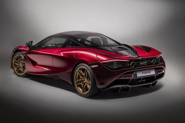 Deux McLaren MSO exposées à Salon Privé