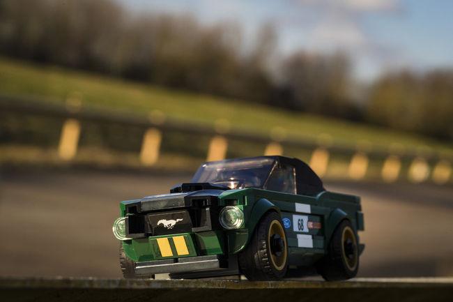 Lego : les Ford Mustang 1968 et Fiesta M-Sport WRC arrivent