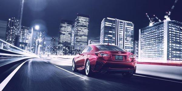Deux nouveautés pour Lexus à Tokyo