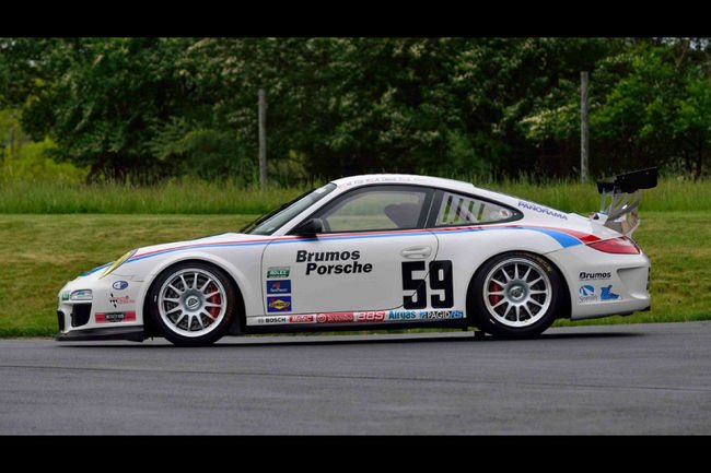 Deux Porsche Brumos aux enchères Mecum Auctions