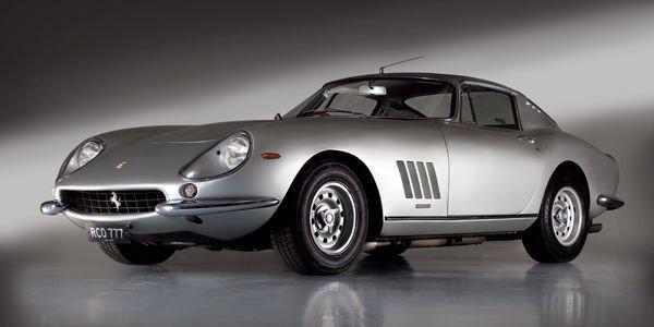 Deux rares Ferrari mises en vente par H&H Classics