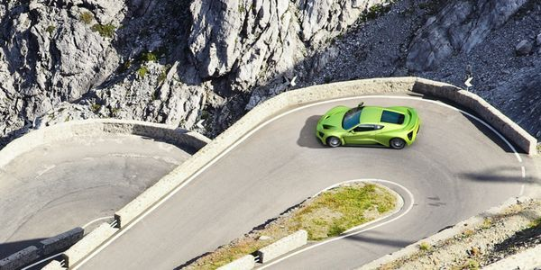 Zenvo SP1 restylée à Genève
