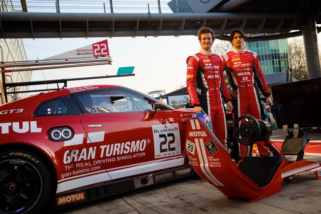 Devenez pilote Nissan via GT Sport