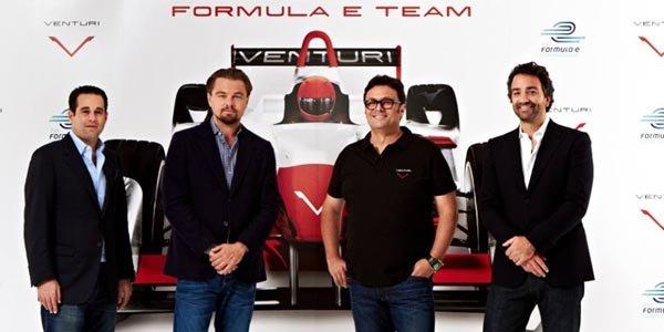Formula E : Leonardo DiCaprio s'engage