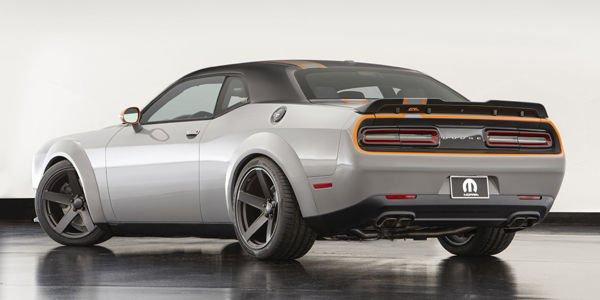 SEMA : une Challenger GT AWD chez Mopar