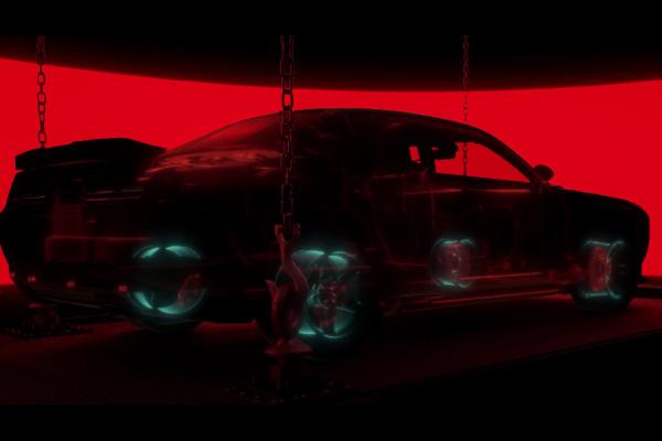 Nouveau teaser pour la Dodge Challenger SRT Demon