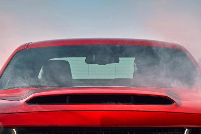 Dodge Challenger SRT Demon : nouveaux détails