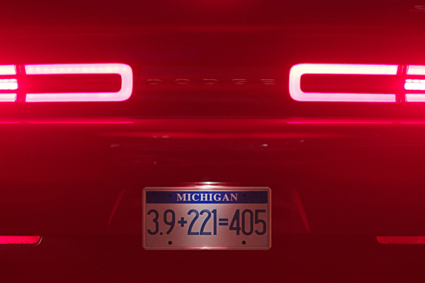 Dodge Challenger SRT Demon : du son !