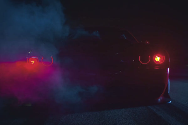 La Dodge Challenger SRT Demon et la technologie TransBrake