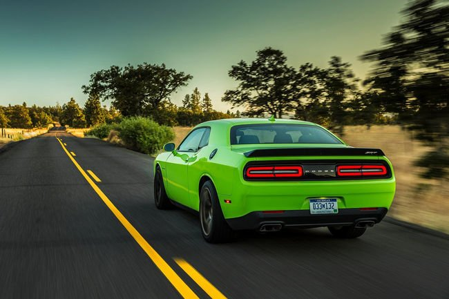 Ventes : la Dodge Challenger s'illustre aux USA