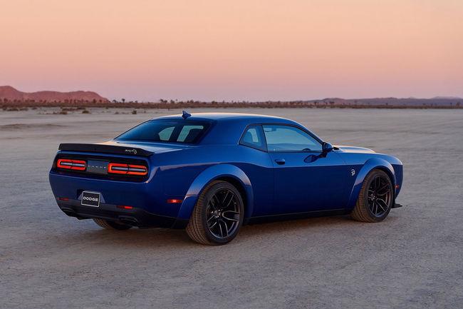 La prochaine Dodge Challenger sera électrifiée