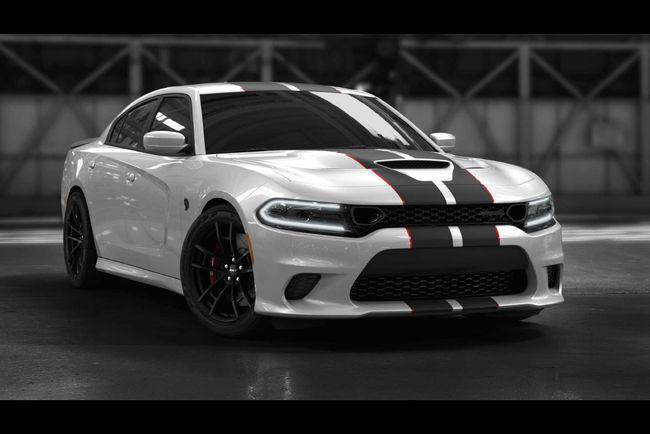 Dodge Challenger SRT Hellcat Octane Edition