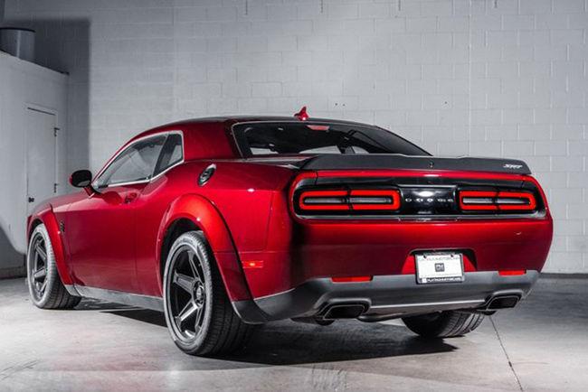 La Challenger SRT Demon de Ralph Gilles est à vendre