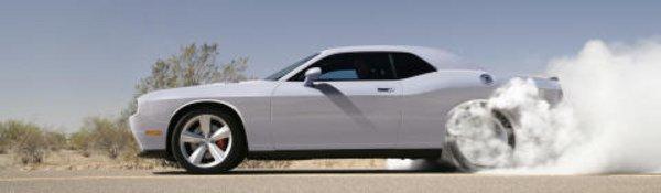 Déjà une Dodge Challenger préparée !