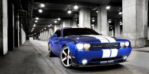 SEMA Show : Dodge Challenger SRT8 392