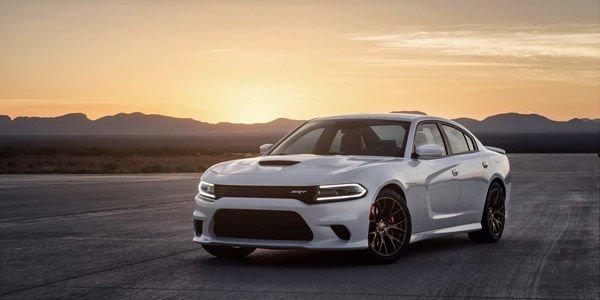 Dodge Charger Hellcat : la berline la plus puissante du monde !