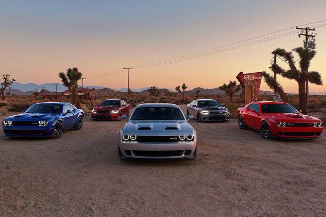 Nouvelle Dodge Charger 2018