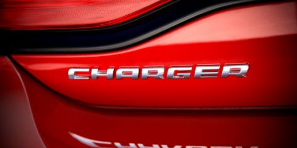 Nouvelle Dodge Charger