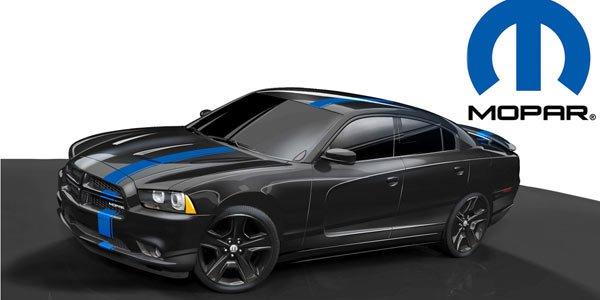 La Dodge Charger passe chez Mopar