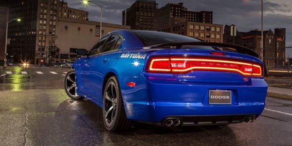 Une série Daytona pour la Dodge Charger