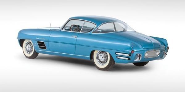 Monterey: Dodge Firearrow III Concept