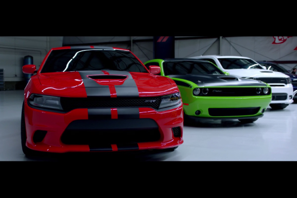 Dodge partenaire de la franchise Fast and Furious