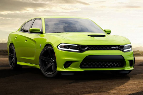 Dodge sublime ses modèles Charger et Challenger