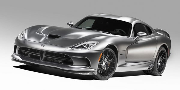 SRT Viper TA Anodized Carbon Special Edition : utile ?