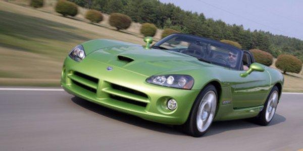 La Dodge Viper est sauvée !
