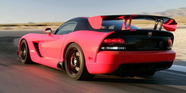 """Dodge Viper """"the Only One"""""""