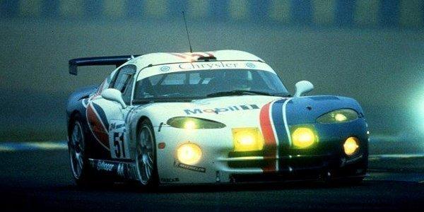 La prochaine Viper au Mans