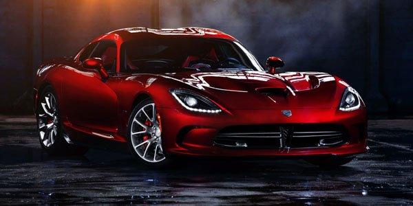 La SRT Viper officielle