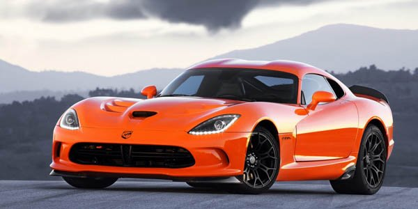 SRT Viper Time Attack : pour la piste !