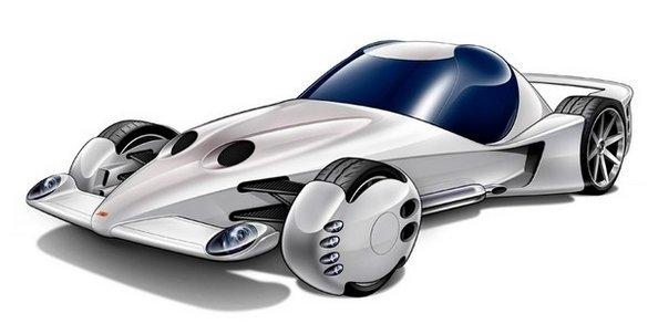 Dome développe une GT pour 2015