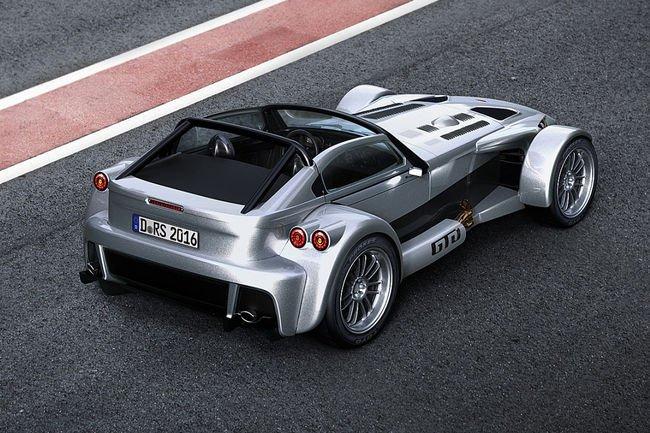 Nouvelle Donkervoort D8 GTO-RS : premières images