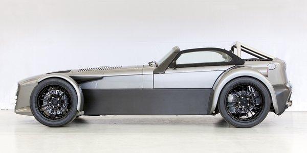 Doonkervoort D8 GTO prête pour la route