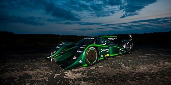 Nouveaux records pour Drayson Racing