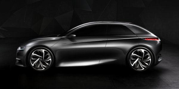 Citroën Divine DS Concept : une DS émancipée au Mondial
