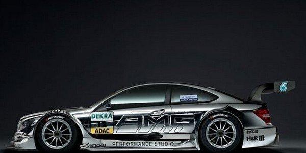Mercedes Coupé Classe C DTM