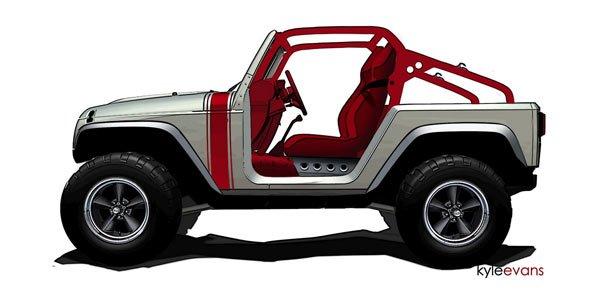 Six nouvelles Jeep au Moab Easter Safari