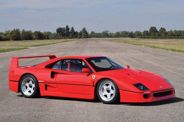 RM Sotheby's : les Ferrari de la vente Duemila Ruote