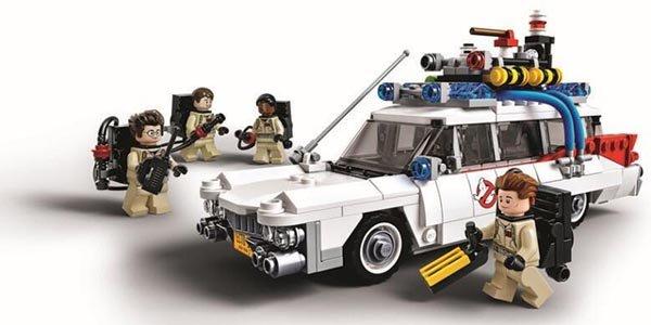 Ghostbusters Ecto-1 bientôt en LEGO