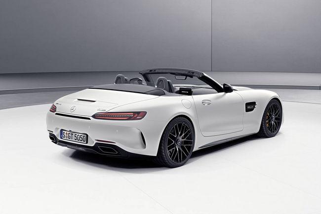 Mercedes-AMG : éditions spéciales 50ème anniversaire