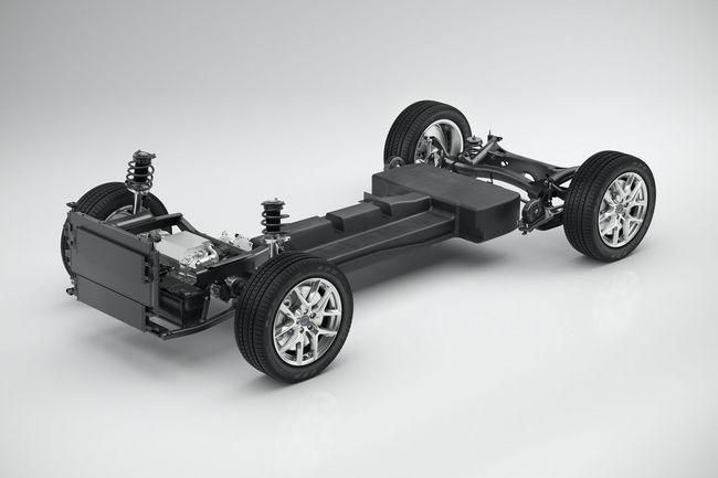 La première Volvo électrique sera produite en Chine