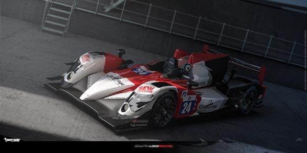 ELMS : Charouz avec Sébastien Loeb Racing