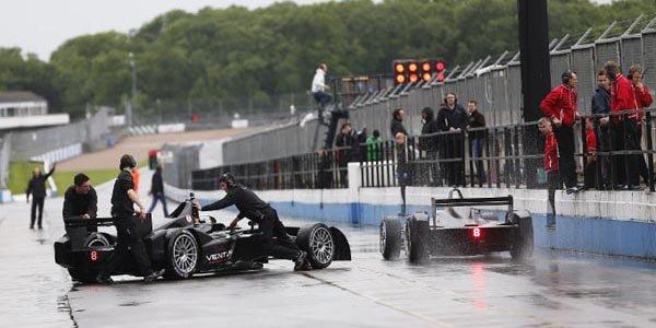 Embarquez en Formula E à Donington Park