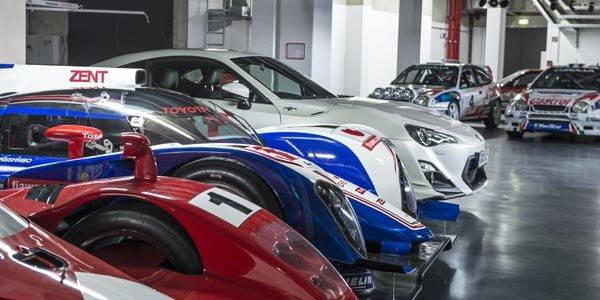 Le musée Toyota de Cologne en images