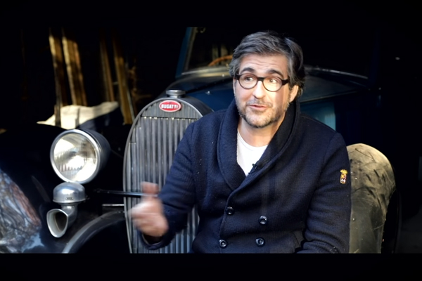 Artcurial : des Bugatti sorties de grange à Rétromobile